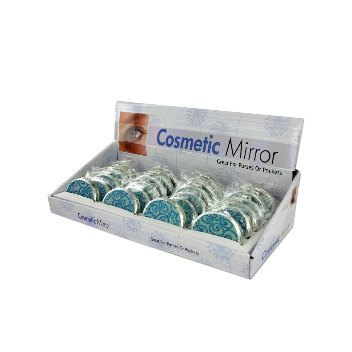 Glittering COMPACT MIRROR Countertop Display [914752]