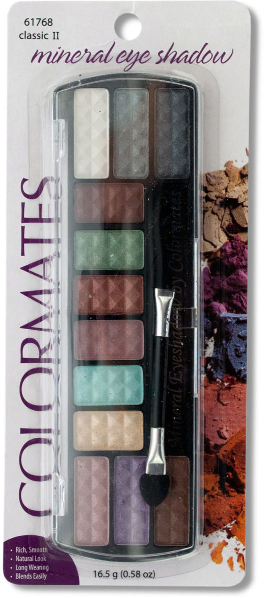 Colormates Classic II Mineral EYESHADOW Palette [2276539]