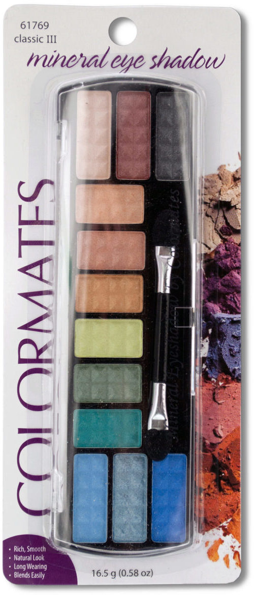 Colormates Classic III Mineral EYESHADOW Palette [2276540]