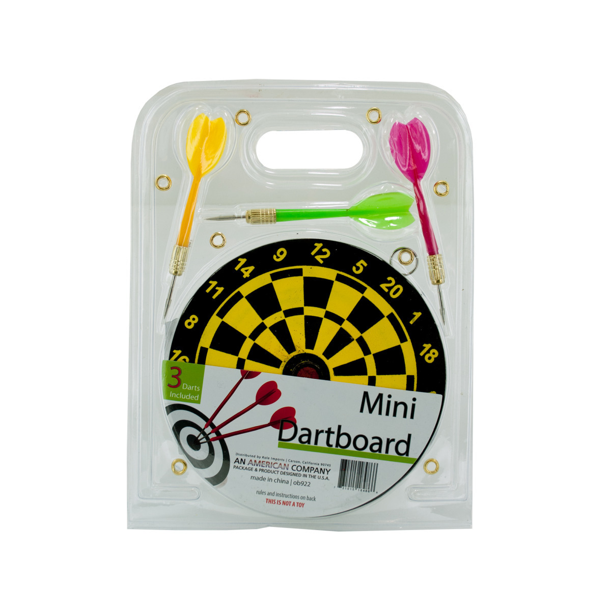 Mini DARTBOARD Set [1335059]