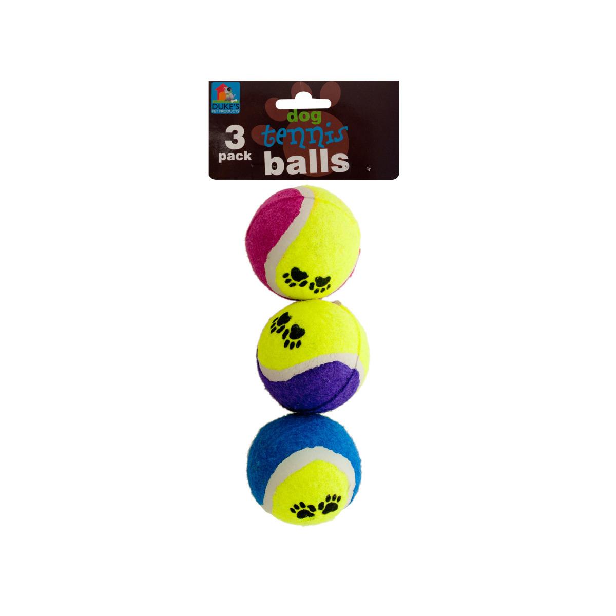 Dog TENNIS BALLS Set (1881389)