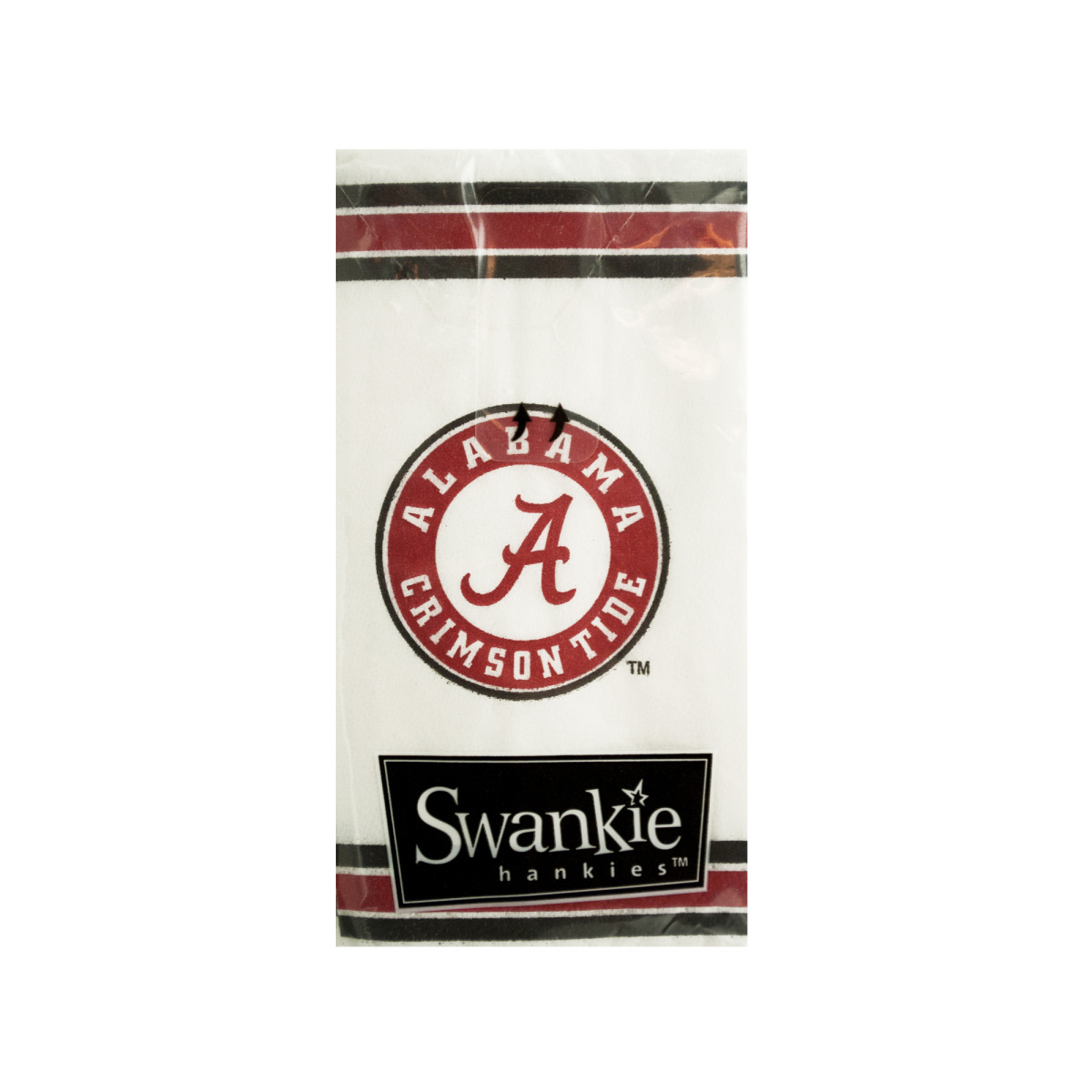 Alabama Crimson Tide Pocket Tissues May 2018