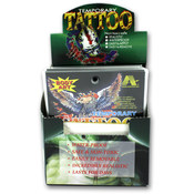 Temporary Body Art Tattoos (72 Pc Display)