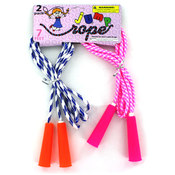 2 Pack 7&#39;Jump Rope