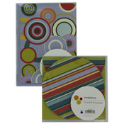 Invitations or Announcements, 4 Pk, Asst Designs Wholesale Bulk
