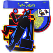 Top Secret Party Cutouts