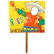 Fiesta Yard Sign