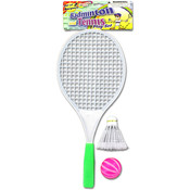 3pc Badminton/Tennis Set