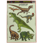 Dinosaur Window Clings Wholesale Bulk