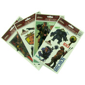 Small Soldiers Window Clings Wholesale Bulk
