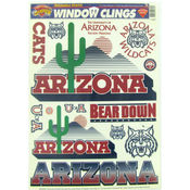 Arizona Wildcats Window Clings