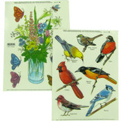 Birds Window Clings Wholesale Bulk