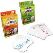 Jumbo Math Flash Cards