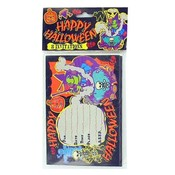 Witch 8 Invitations Wholesale Bulk