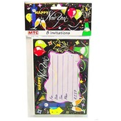 New Year Invitations Wholesale Bulk