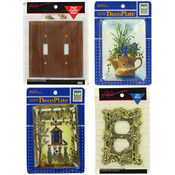 Assorted Switch Plates Wholesale Bulk