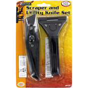 Scraper/Utility Knife Set