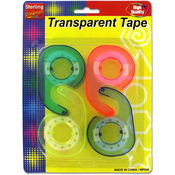 Transparent Tape 4 Piece