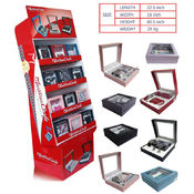 Men's and Ladies Watch Display Wholesale Bulk