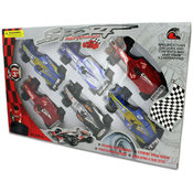 Super Race Cars 6 Piece