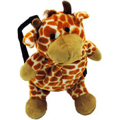 Children's Backpack- Giraffe
