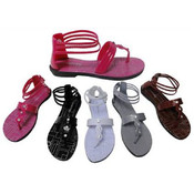 Ladies Gladiator Sandal Assortment