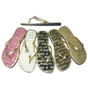 Ladies Thong Sandal (Asst Colors)