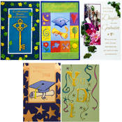 Wholesale Graduation Cards - Bulk Discount Graduation Cards