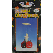 Halloween Wind Chime With Ceramic