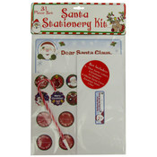 Santa Stationery Kit 31Pc Wholesale Bulk