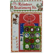 Reindeer Stationery 55Pc Wholesale Bulk