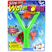 Slingshot Balloon Launcher