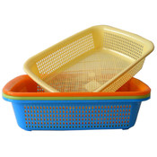 Plastic Mesh Basket