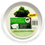 10-Pack Eco-Friendly 7' Disposable Bowls Wholesale Bulk