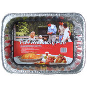 Large Foil Roasting Pan