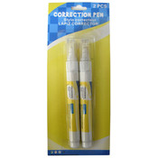 Correction Pens, Pack of 2