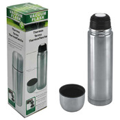 Stainless Steel Vaccum Flask, 16 Ounces