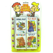 4 Piece Card Games