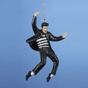 Kurt S. Adler, Inc. 4.75' Elvis Jailhouse Rock Ornaments Wholesale Bulk