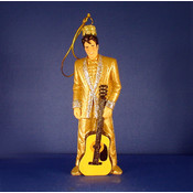 Kurt S. Adler, Inc. 4.5' Glass Gold Suit Elvis Ornaments Wholesale Bulk