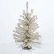 Kurt S. Adler 18'Sterlng Silver Mini Timber Pine Tree Wholesale Bulk