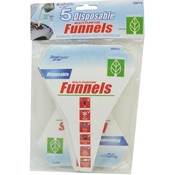 Disposable Multi-Purpose Funnels