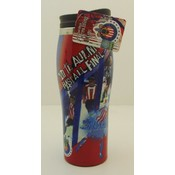 Chivas Soccer Travel Mug 16 oz - Red Wholesale Bulk