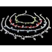Beaded Anklets / Price Per Dozen
