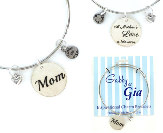 Gabby and Gia CHARM Bracelet: A Mother's Love (1860434)