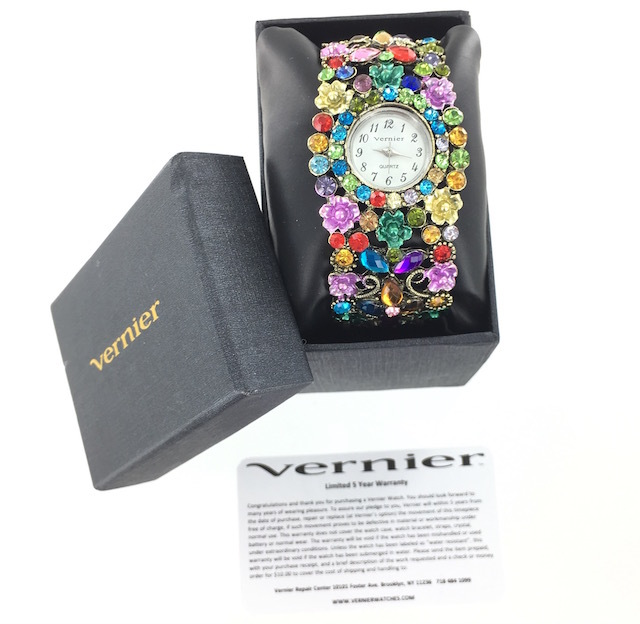 Vernier Floral Fantasy Women's WATCH [2184094]