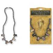 Inspirational Hematite Necklace