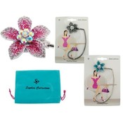 Assorted Small Flower Handbag Hanger