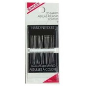 Singer Sharps Needles 20ct pack