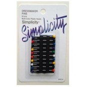 Simplicity Dressmaker Pins Wholesale Bulk